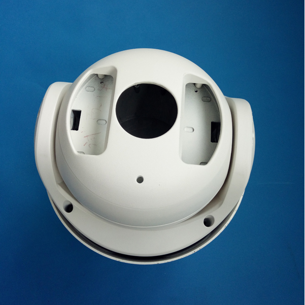 cctv camera housing die casting mold