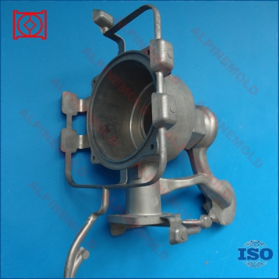 die casting tooling, aluminum die casting for water pump