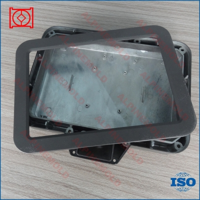 aluminum die casting products for electrical enclosures